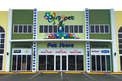 Just4pet-Aruba-Store